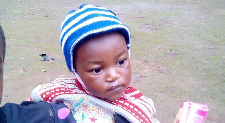 Nachsorge Kamerun Patient