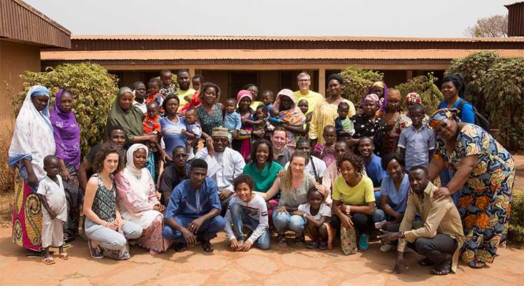 Gruppenbild 5 OP Tage Kamerun 2018