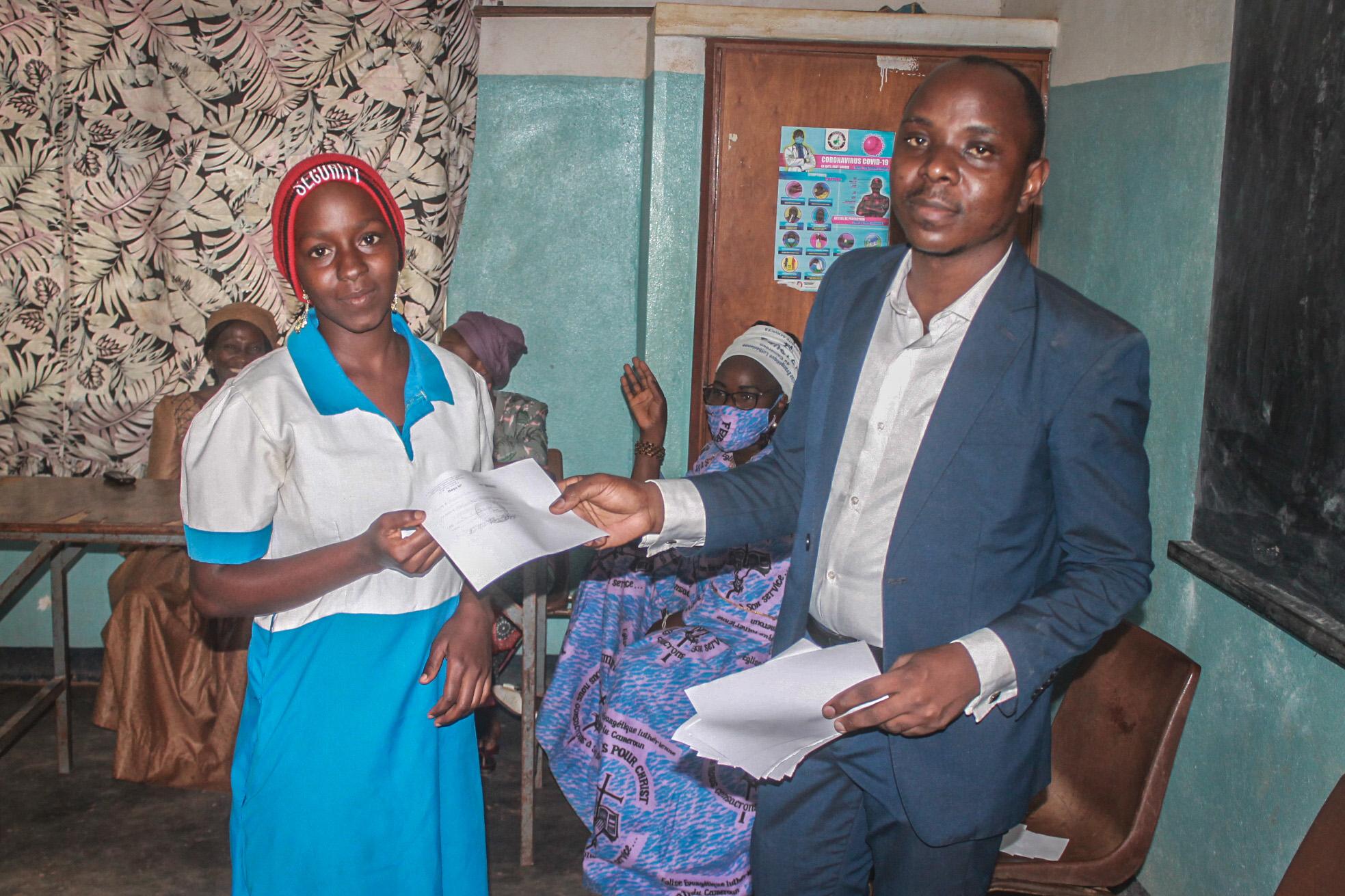 Hamami Unterstützt Mit Einer Spendenaktion Das Centre Socio-Menaère In Meiganga